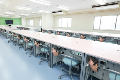 ②ファントム実習室