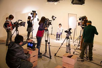 映像スタジオ